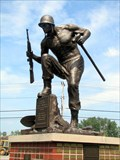 Image for World War II Seabee Statue - North Tonawanda, New York