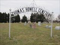 Image for Thomas Howell Cemetery - Weldon Springs Heights, Missouri