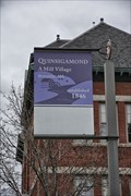 Image for Quinsigamond A Mill Village - Worcester MA