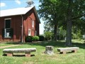 Image for Hartwood Presbyterian Church Meditation Benches - Stafford VA