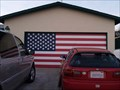 Image for Camden Ave Garage Door Flag - San Jose, Ca