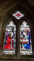 Image for Stained Glass Windows - St Mary - Edith Weston, Rutland