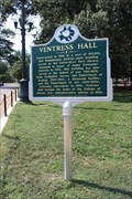 Image for Ventress Hall -- University of Mississippi, Oxford MS