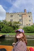 Image for Punt Tour -- Leeds Castle, Maidstone, Kent, UK