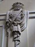 Image for De Grey Coat of Arms - Wrest Park, Silsoe, Bedfordshire, UK