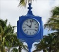 Image for Times Square Clock - Fort Myers Beach, Florida, USA