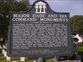 Image for Major Dade and His Command Monuments