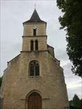Image for Clocher de l'Eglise Saint Cybard - Latillé, Nouvelle Aquitaine, France