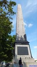 Image for Cleopatra's Needle - Victoria Embankment, London, UK