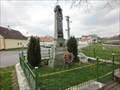 Image for Combined World War Memorial - Tchorovice, Czech Republic
