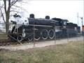Image for Rock Island #886 (887) Steam Locomotive, Class P31, Peoria, IL