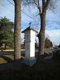 Image for Boží muka / Wayside Shrine, Rajhradice, okres Brno-venkov,  Czech republic