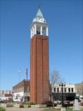 Image for Marion Public Square Bell Tower - Marion, Illinois