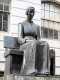 Image for Mary  Dyer Statue - Satellite Oddity - Boston, Massachusetts, USA.