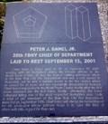 Image for Peter J Ganci, Jr. - Firefighter Memorial