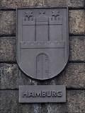 Image for Hamburg-Wappen am Deutschen Eck, Koblenz - Rheinland-Pfalz, Germany