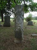 Image for J.W. Reed - Gilliam Cemetery - Annona, TX