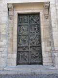 Image for Saint-Pierre de Montmartre Doorways - Paris, France