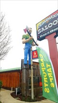 Image for Paul Bunyan Muffler Man - Grants Pass, OR