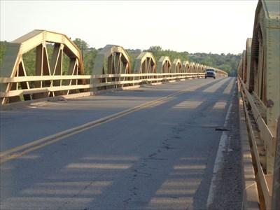 Oklahoma Federal Aid Project - Pony Bridge