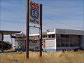 Image for Shell Gas Station - Route 66 - Conway, Texas, USA.