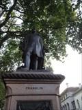 Image for Rear-Admiral Sir John Franklin  -  London, UK