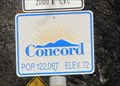 Image for Concord, CA - Pop 122067