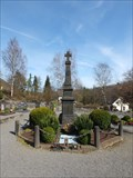 Image for Combined WWI & WWII Memorial, An St. Jost, auf dem Friedhof, Monreal - RLP / Germany