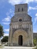 Image for Église Notre-Dame-de-l'Assomption - Rioux (Charente-Maritime), France