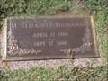 Image for 100 - M. Elizabeth Buchanan - Oklahoma City, OK