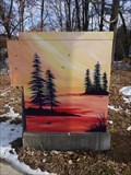 Image for Islands with Pines - Greenfield, MA