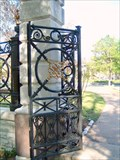 Image for Tower Grove Park - Grand Avenue Pedestrian Gate - St. Louis, Missouri
