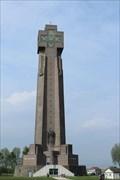 Image for IJzertoren (Yser Tower) WWI Monument - Dixmude, Belgium