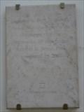 Image for Restoration Plaque - The Orangery, Wrest Park, Silsoe, Bedfordshire, UK