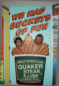 Image for Chicken Wings at Quaker Steak & Lube - Pinellas Park, Florida