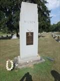 Image for Hack Wilson - Rosedale Cemetery - Martinsburg, WV