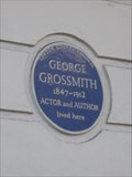 Image for George Grossmith actor -
