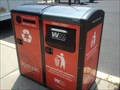 Image for Solar Powered Trash Can - Rutgers, Camden, NJ