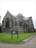 Image for Bangor Cathedral's 700-year-old treasure comes home, Bangor Cathedral, Bangor, Gwynedd, Wales, UK