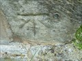 Image for Benchmark & 1GL bolt - St Mary & All Saints - Willoughby-on-the-Wolds, Nottinghamshire