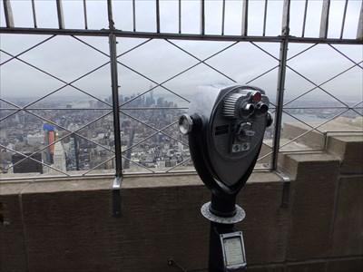 Empire State Building - Manhattan, New York
