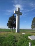 Image for Fray Juan de Padilla Cross - Lyons, Kansas