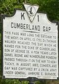 Image for Cumberland Gap