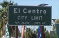 Image for El Centro, CA -  45 ft