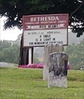 Image for Bethesda Cumberland Presbyterian Church Cemetery - Green County, TN - USA