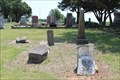 Image for EARLIEST Dated Headstone in Granbury Cemetery - Granbury, TX