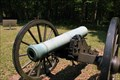 Image for 6-pdr bronze field gun  #447  – Chickamauga National Battlefield