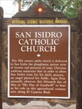 Image for San Isidro  Catholic Church - Agua Fria, NM