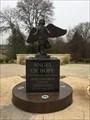 Image for Zack Thompson Foundation Children's Garden  Angel of Hope - Coppel TX.