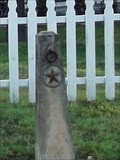 Image for James A. Ferguson Home Hitching Posts - Belton, TX